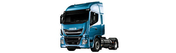 Modelo Iveco Stralis NP CNG-LNG