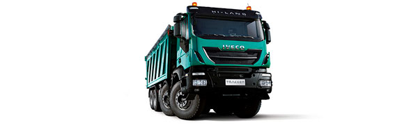 Modelo Iveco Trakker Chasis Cabina