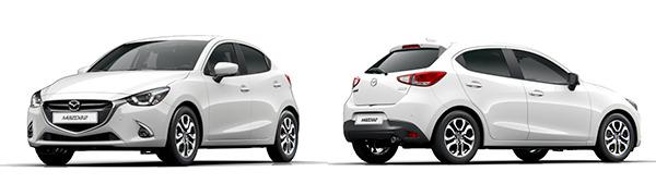 Modelo Mazda Mazda2 Luxury