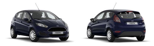 Modelo Ford Fiesta 5p Trend