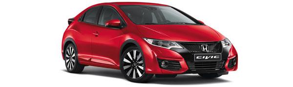 Modelo Honda Civic Elegance