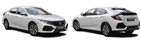 Modelo Honda Civic Comfort