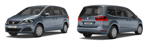 Modelo Seat Alhambra Reference