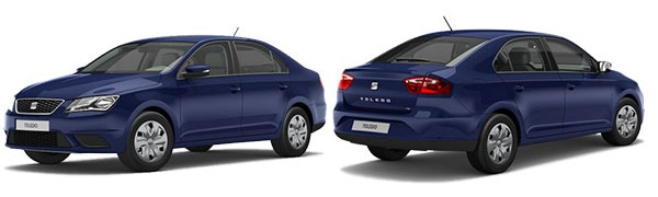 Modelo Seat Toledo Reference
