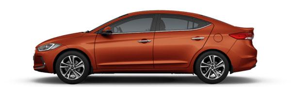 Modelo Hyundai Elantra Klass