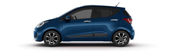 Modelo Hyundai i10 Klass