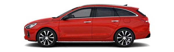 Modelo Hyundai i30 CW Klass Max