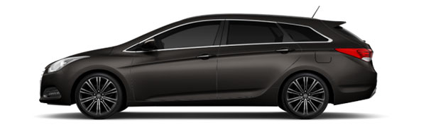 Model Hyundai i40 CW Tecno