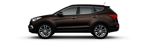 Modelo Hyundai Santa Fe Essence
