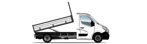 Modelo Renault Master Volquete Lateral 2p -