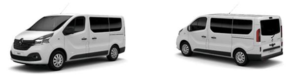 Modelo Renault Trafic Combi 5p Passenger Edition