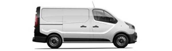 Modelo Renault Trafic Furgón -