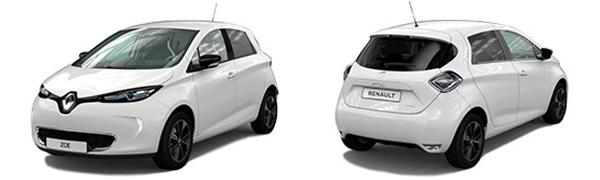 Modelo Renault ZOE Bose