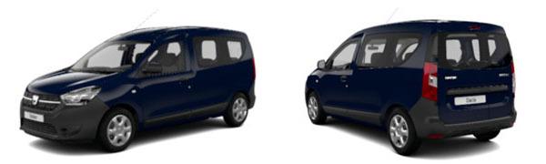 Modelo Dacia Dokker Ambiance