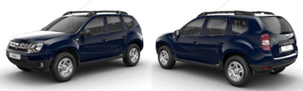 Modelo Dacia Duster Ambiance
