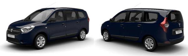 Modelo Dacia Lodgy Ambiance