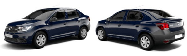 Modelo Dacia Logan Ambiance