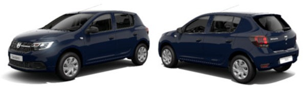 Modelo Dacia Sandero Ambiance