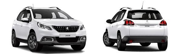 Modelo Peugeot 2008 SUV Style