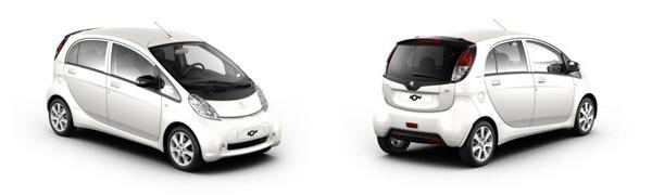 Modelo Peugeot iOn -
