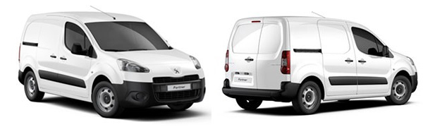 Modelo Peugeot Partner Combi 5p Active