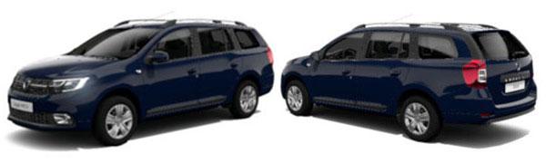 Modelo Dacia Logan MCV Laureate