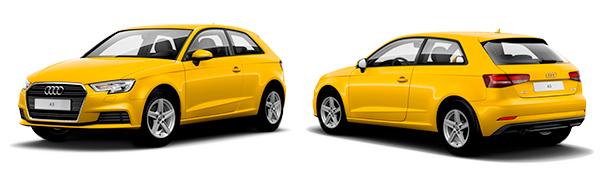 Modelo Audi A3 -