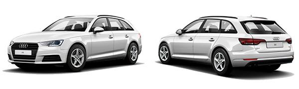 Modelo Audi A4 Avant -