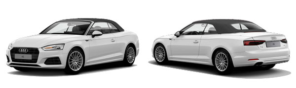 Modelo Audi A5 Cabrio -