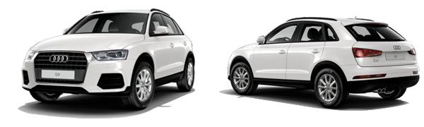 Modelo Audi Q3 -