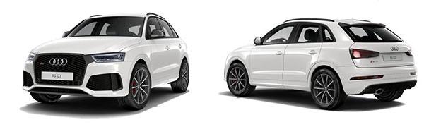 Modelo Audi RS Q3 performance