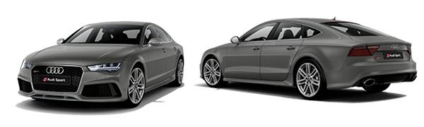Modelo Audi RS7 Sportback -