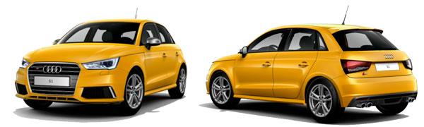 Modelo Audi S1 Sportback -