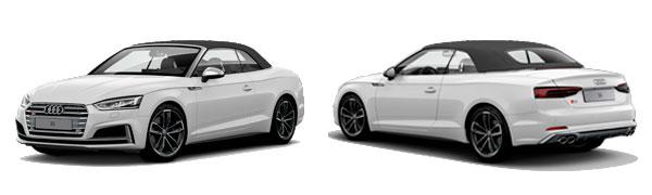 Modelo Audi S5 Cabrio -