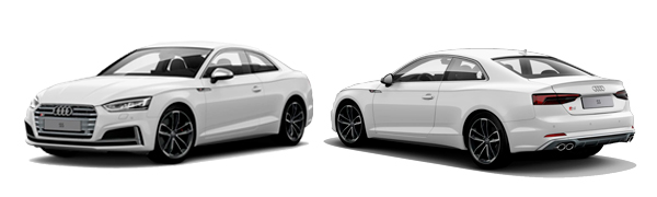 Modelo Audi S5 Coupé -
